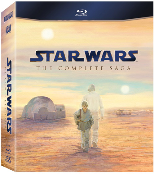 Coffret Blu-ray