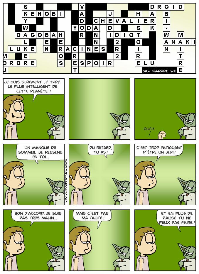 Maj Jedi Rieur Joyeux Anniversaire Yoda Actualités Humour