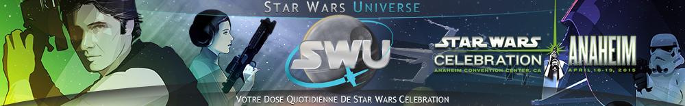 Bannière spéciale Star Wars Celebration