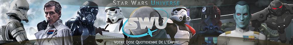 Bannière Star Wars Rogue One et Rebels