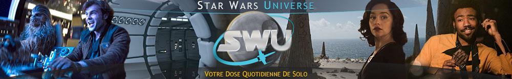 Bannière Solo: a Star Wars Story