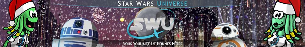Bannière Star Wars : Fête