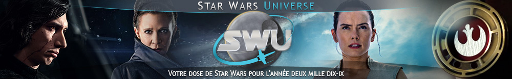 Bannière Star Wars : Voeux