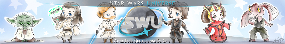 Bannière Star Wars : Chibis (challenge fan-arts)