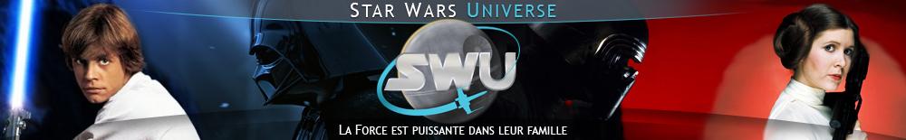 Bannière Star Wars : Famille Skywalker (challenge fan-arts)