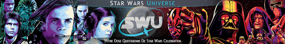 Bannière Star Wars : Star Wars Celebration 2019