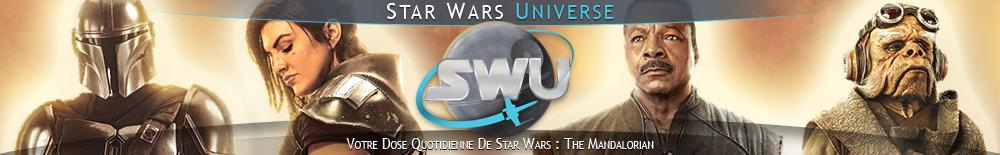 Bannière Star Wars : The Mandalorian