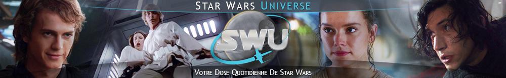 Bannière Star Wars : Saga Star Wars