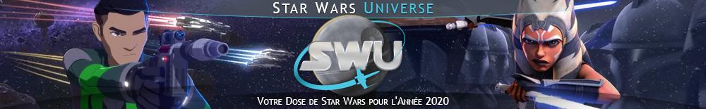 Bannière Star Wars : Vœux 2020