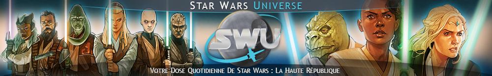 Bannière Star Wars : The High Republic