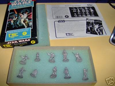 Figurines West End Game