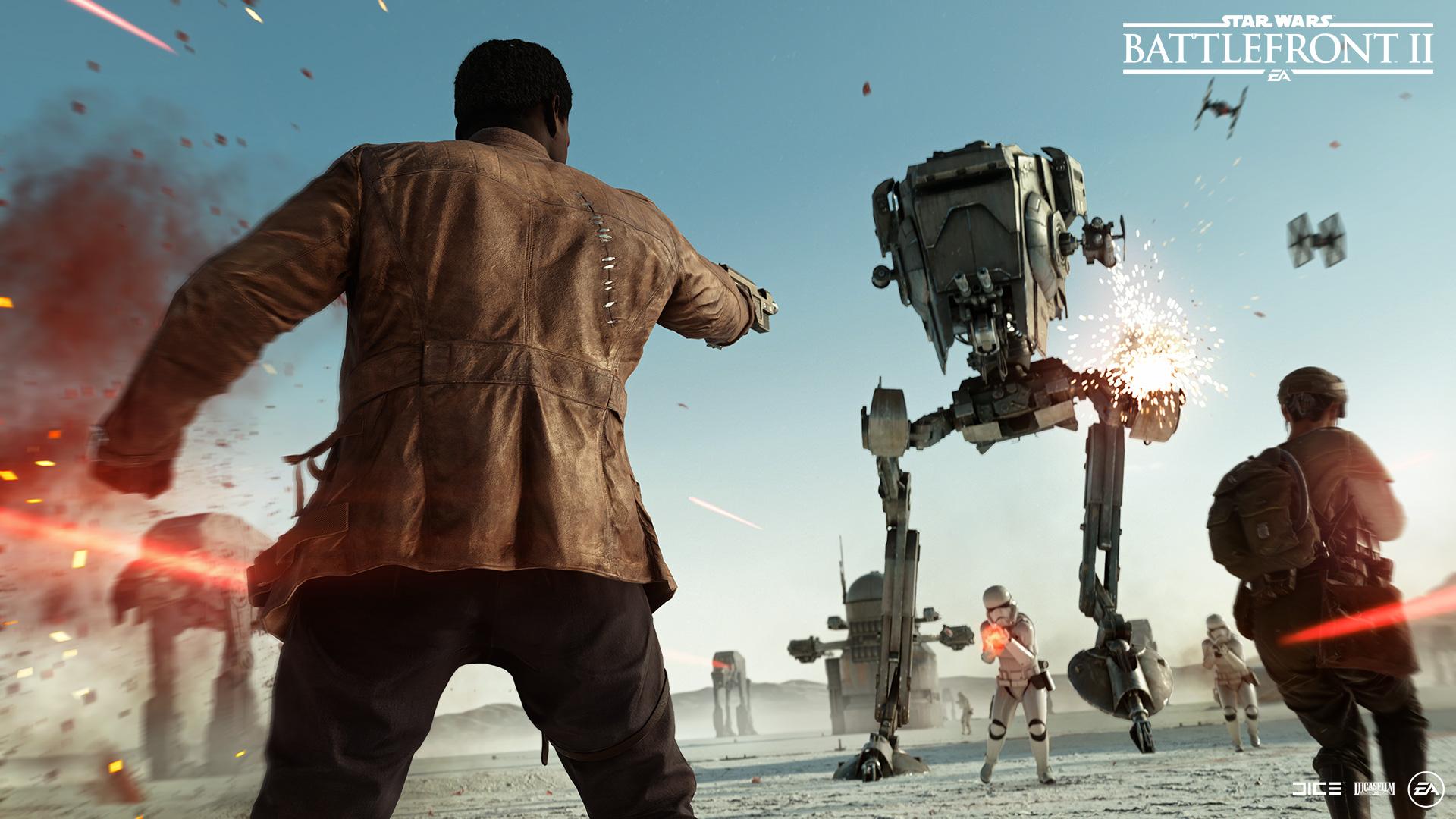 Image promotionnelle de la saison The Last Jedi