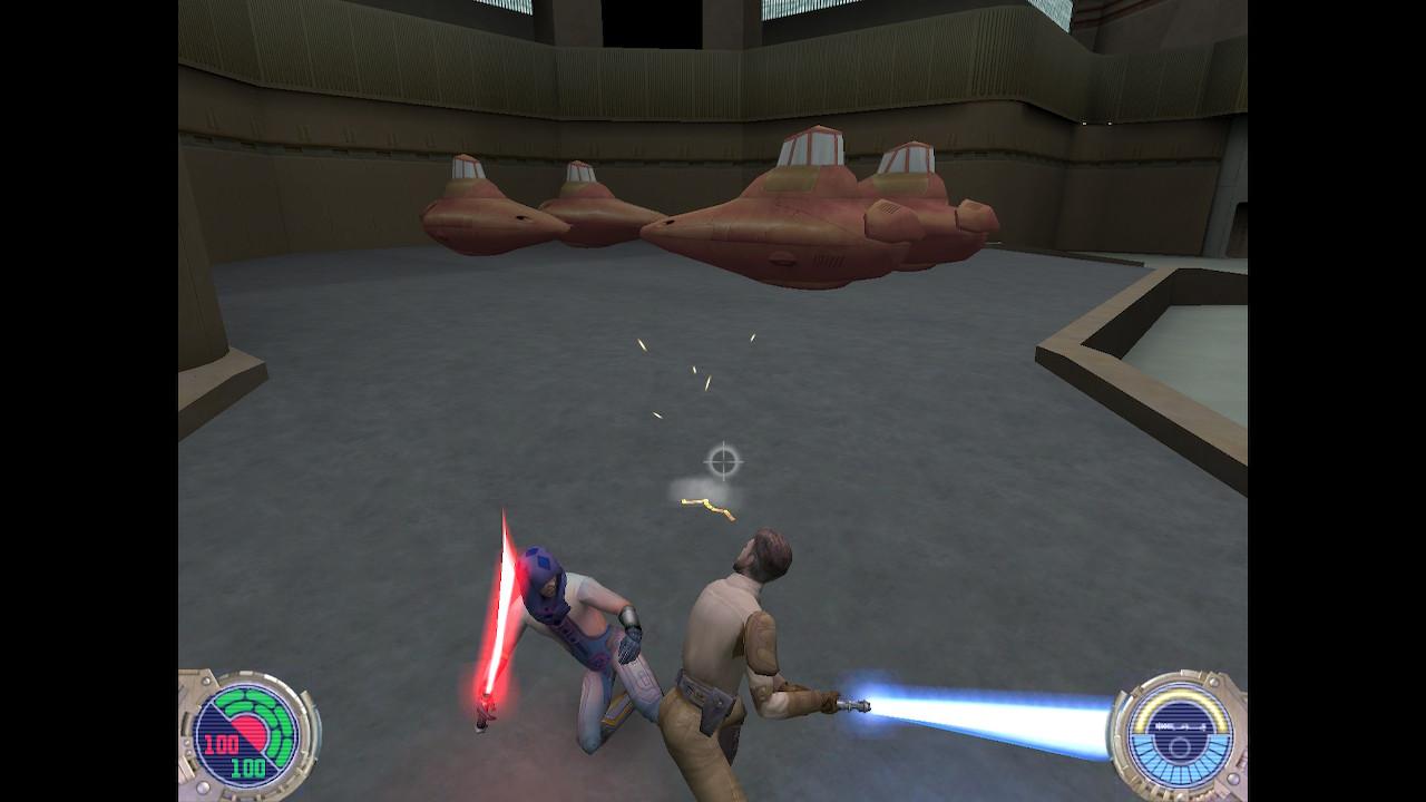 Jedi Knight 2 : Jedi Outcast sur Switch