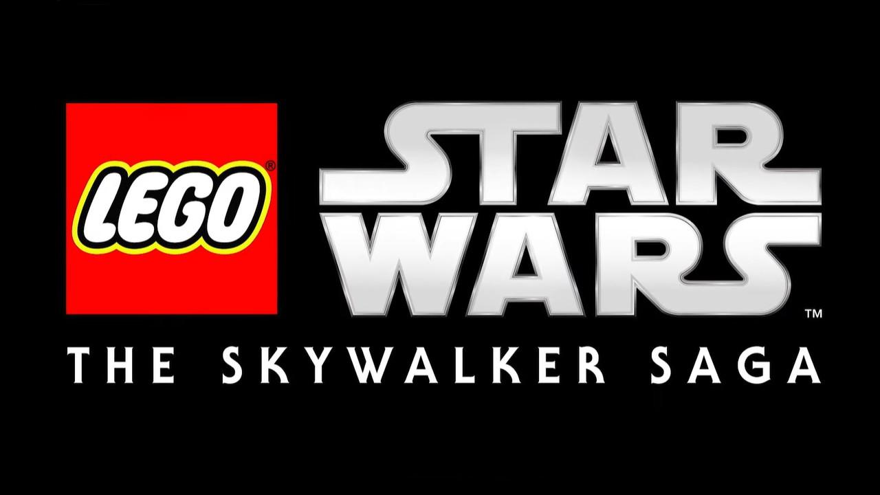 Logo Lego Star Wars : The Skywalker Saga