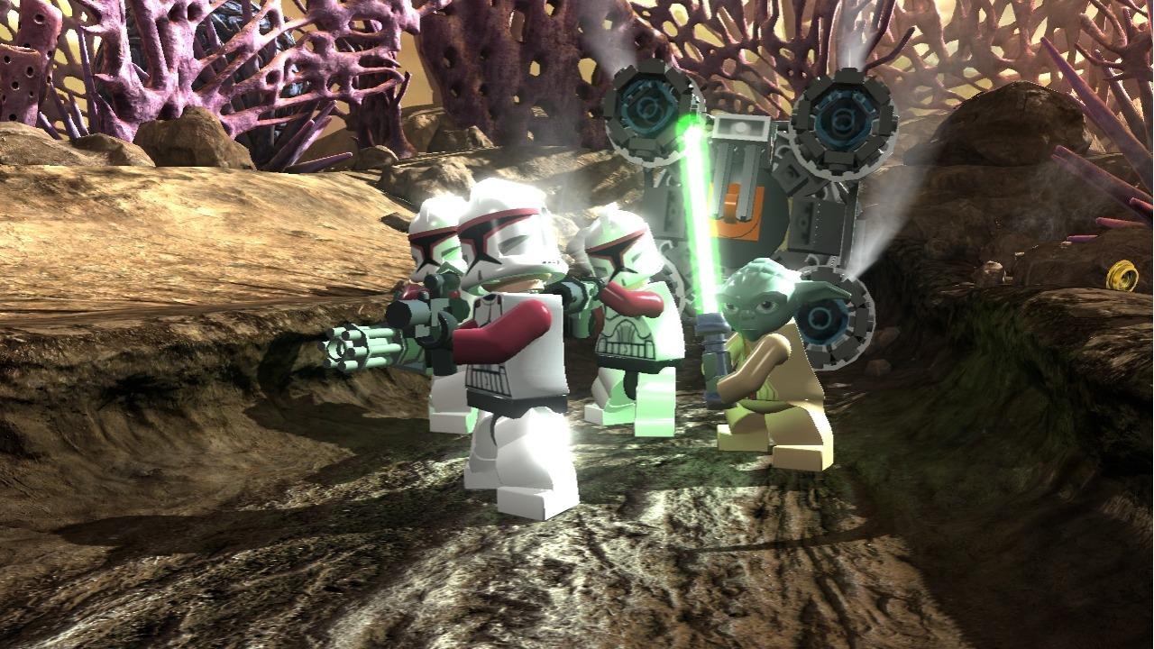Les clones sont différenciés... Et plus lourdement armés