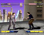 Luke VS Han