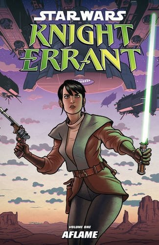 Knight Errant: Aflame