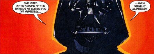 Vader again