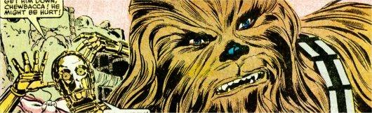 3PO et Chewie