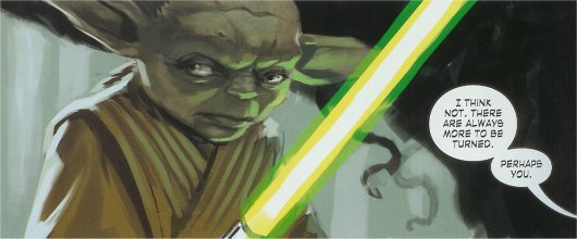 Yoda or not ?