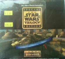 Star Wars Trilogy Special Edition - Widevision - Hobby Edition