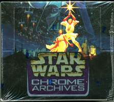 Star Wars Chrome Archives