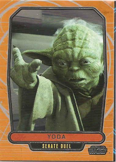 Edition Star Wars Galactic Files series 2 • Cartes • Star