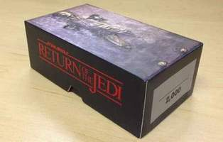 Return of the Jedi Widevision 3D