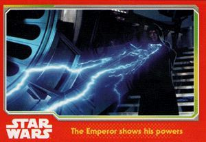 Force Attax Le Voyage à Star Wars Les 125 derniers-POE Dameron