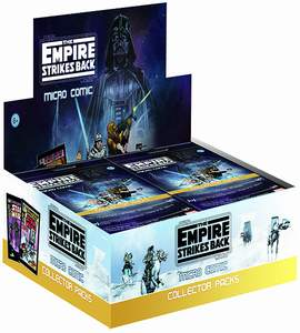 The Empire Strikes Back Micro Comic Collector Pack