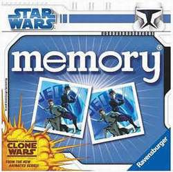 Star Wars – The Clone Wars : Memory Card Game