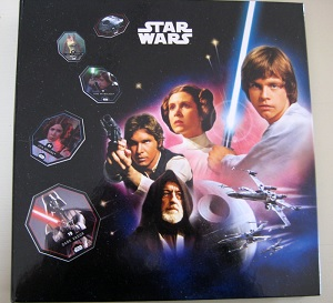 Jeton Cosmic Shells Star Wars Leclerc n°43 POE DAMERON Cartes à l'unité Star Wars