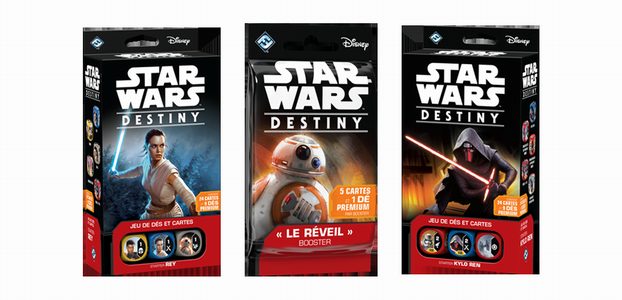 Star Wars Destiny - I - Le Réveil