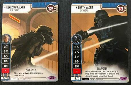 Star Wars Destiny - 2017 San Digeo Comic Con (SDCC)