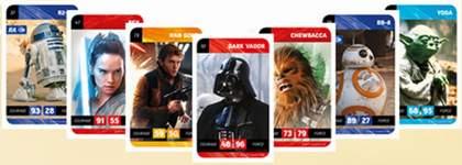 """Mace Windu Carte Leclerc Star Wars /""""Han Solo/"""" N°71 2018"""
