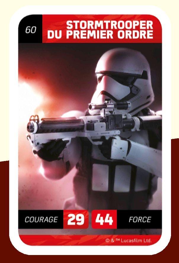 """2018 Garde Gamorréen Carte Leclerc Star Wars /""""Han Solo/"""" N°29"""