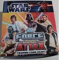 Star Wars Force Attax - The Saga Movie Edition - Allemagne