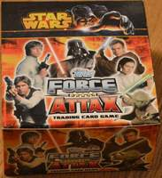 Star Wars Force Attax Saga série 2 - France