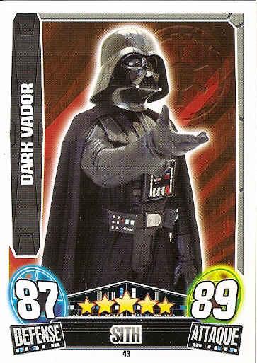 Force Attax Movie Cards 2 110-Premier Chancelier Palpatine-Chancelier-République