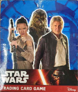 Star Wars Force Attax Extra - France