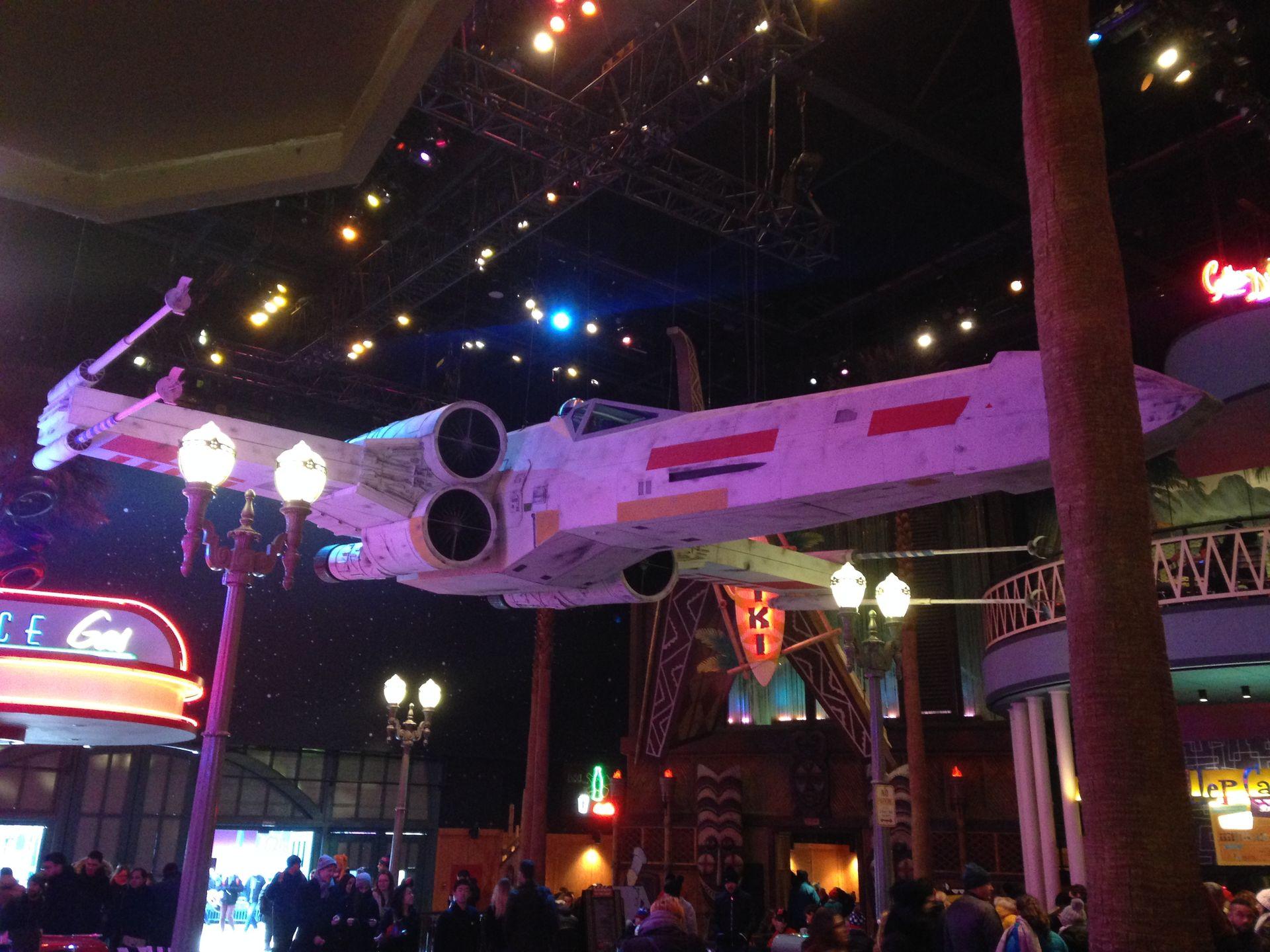 X-Wing Saison de la Force Paris