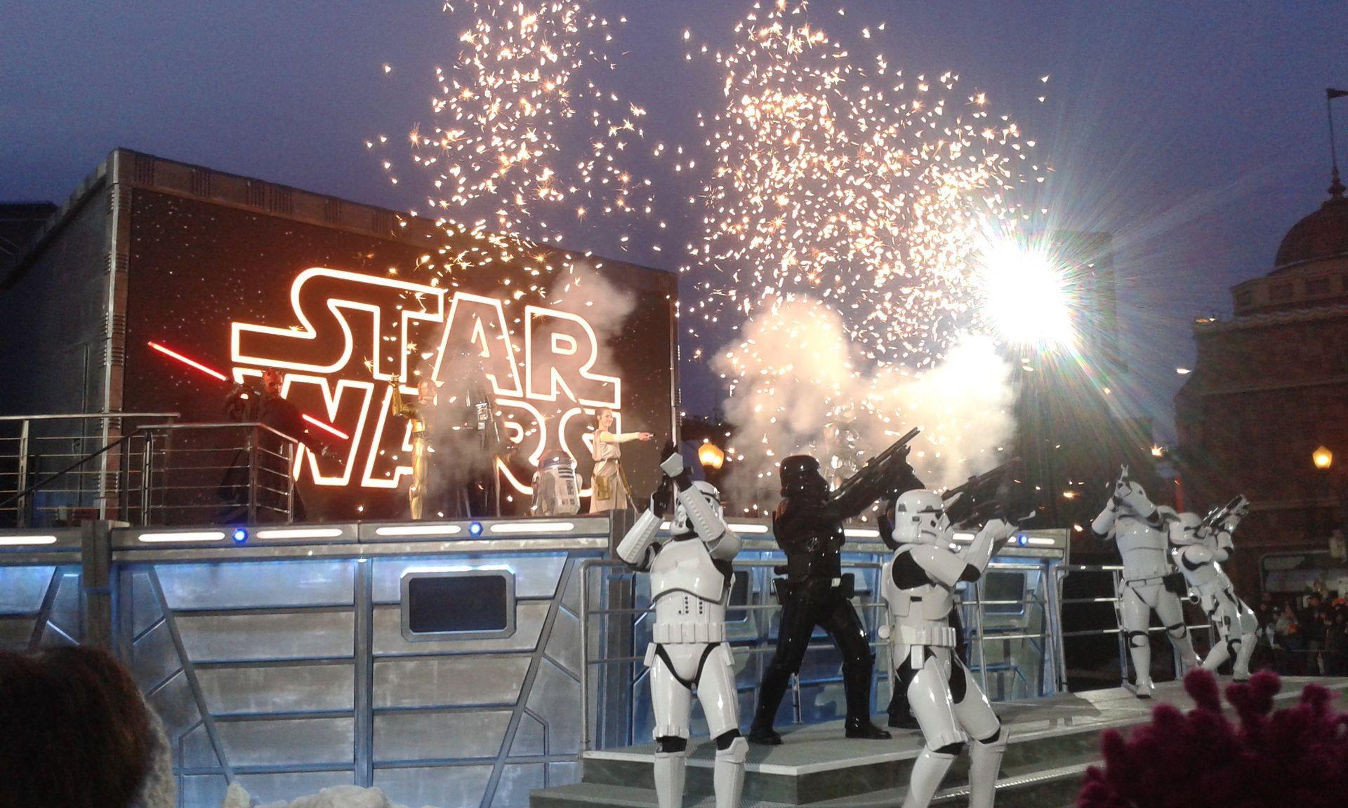 Saison de la Force Disneyland Paris 3