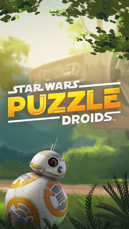 Puzzle Droïds