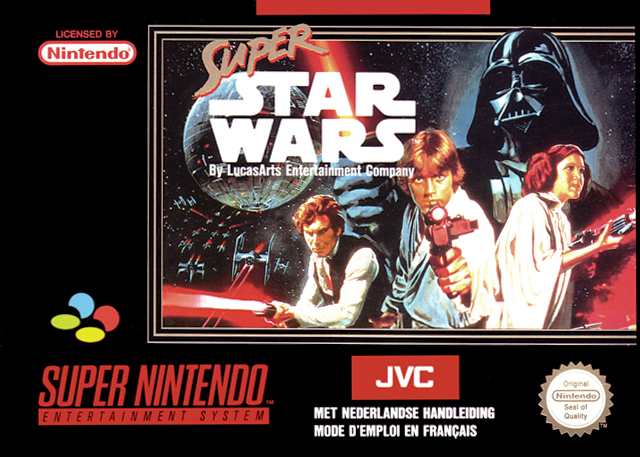 Pochette de Super Star Wars