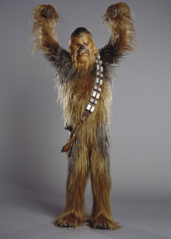 Chewbacca • Multimédia • Star Wars Universe