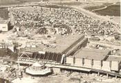 construction du batiment a Paris
