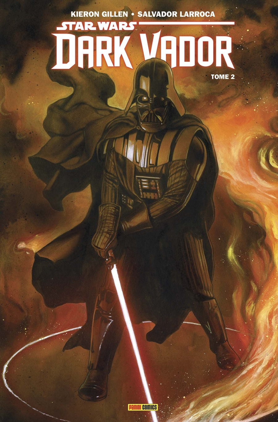 100% Star Wars Dark Vador Tome 2 - Couverture