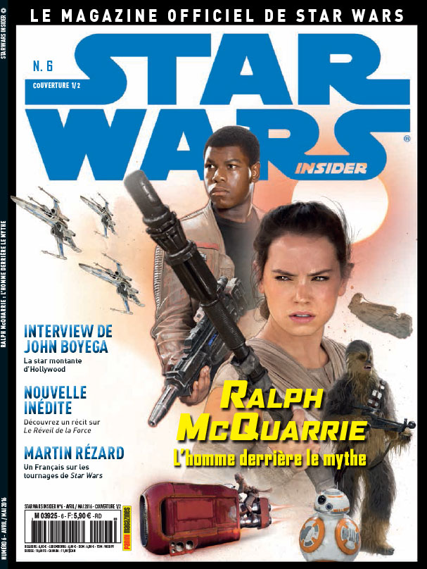 Star Wars Insider 6 - Couverture A