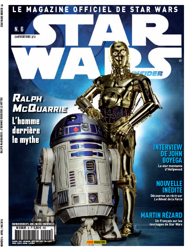 Star Wars Insider 6 - Couverture B