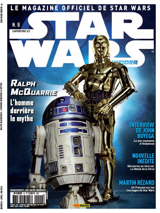 Star Wars Insider 6 - Couverture B